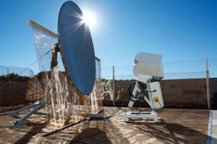 Antena Proyecto AMBER