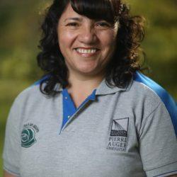 Maestranza: Isabel Farias
