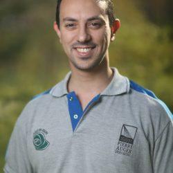 Coordinador de operaciones científicas de los detectores de fluorescencia: Mariano del Río