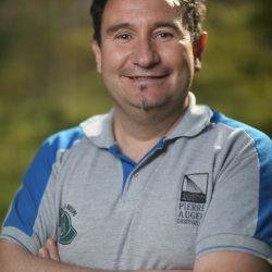 Electrónico detectores de superficie: Oscar Saez